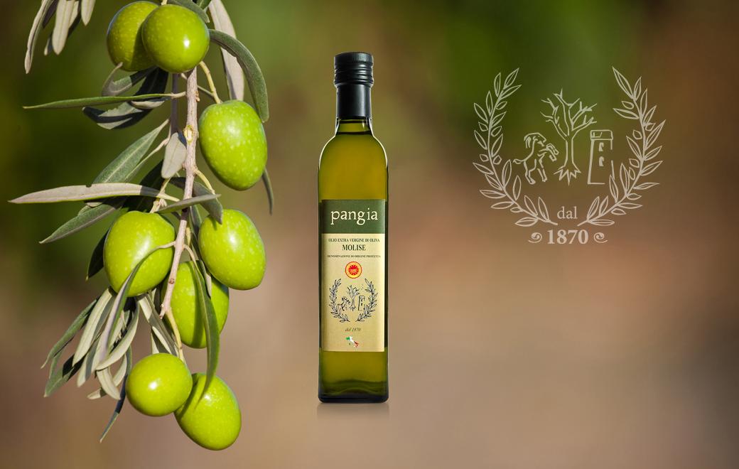 Olio extravergine di oliva italiano per la ristorazione