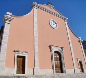 Chiesa Santa Maria degli Angeli Rotello olio Pangia Dop. Extra virgin olive oil Pangia - Italy / Extra natives Olivenöl Pangia - Italien.